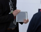 Audi Unveiled Android-based Tablet at CES