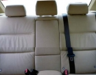BMW 3 series row seat