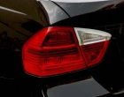 BMW 3 series left taillight