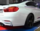 BMW Abu Dhabi Revealed M4 With M Performance Goodies