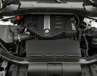 BMW X1 engine