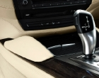 BMW X6 gear shifter