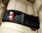 BMW X6 rear seats