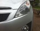 Chevrolet Beat headlight