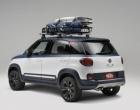 Fiat 500L Vans Concept At 2014 Vans US Open Of Surfing