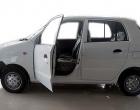 Hyundai Santro Xing Diesel drivers side door open exterior