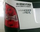 Hyundai Santro Xing diesel taillight