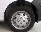 Hyundai Santro Xing diesel wheel exterior