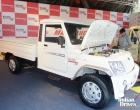 Mahindra launches new Bolero Maxi Truck