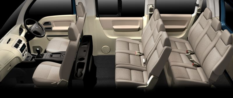 chevrolet launches the enjoy prices starting at rs lakhs ex delhi indian cars autocar. Black Bedroom Furniture Sets. Home Design Ideas