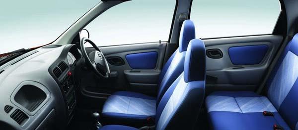 Suzuki Alto 2010 Interior. Maruti Suzuki Alto K10,