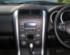 Maruti Grand Vitara front AC controls