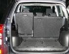 Maruti Grand Vitara trunk