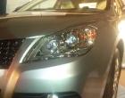 Maruti Suzuki Kizashi headlight