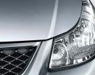 Maruti SX4 headlight