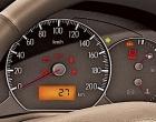 Maruti SX4 speedometer