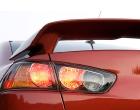 Mitsubishi Lancer EVO X taillight