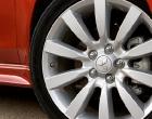 Mitsubishi Lancer EVO X wheel