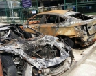 Multiple Exotic Cars Including Lamborghini, Ferrari and Bentley Destroyed By Fire In Thailand