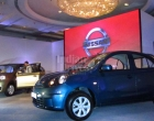 Nissan Launches 2013 Micra Facelift
