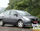 Nissan Sunny Facelift Test Drive and Review