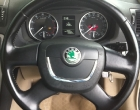Skoda Laura steering wheel