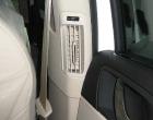 Skoda Superb rear seat AC