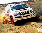 Super XUV500 of Team Mahindra Adventure creates history