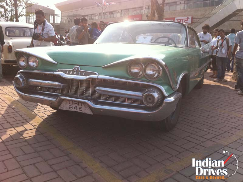 Thane Annual Vintage Car Show
