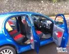 Toyota Liva interior