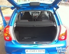 Toyota Liva trunk