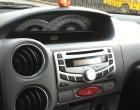 Toyota Liva dashboard
