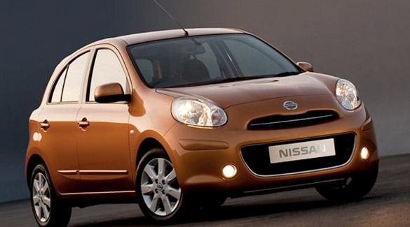 nissan micra diesel. 2010 Nissan Micra diesel –