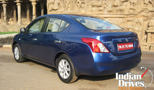2011 Nissan Sunny India Specifications And Price
