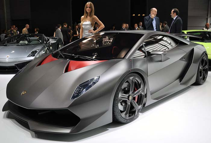 Lamborghini Sesto Elemento Review Indiandrives Com