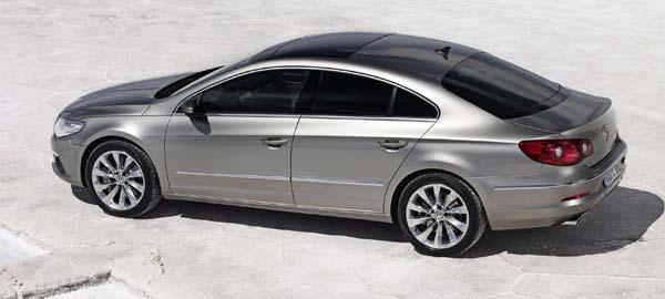 Volkswagen Passat 2011. Volkswagen Passat 2011 preview