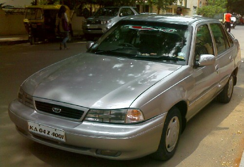 Used Daewoo Cielo - A cheap car with a boot sans performance ...