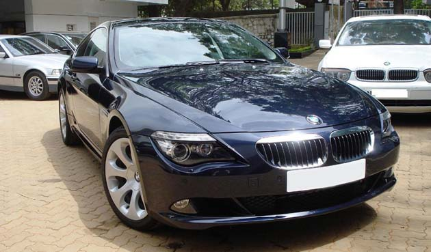 Bmw 6 Series In India Test Drive Indiandrives Com