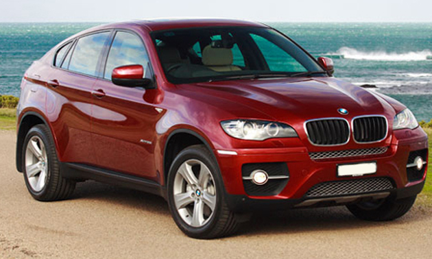 Bmw X6 In India Review Indiandrives Com