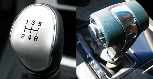 manual vs automatic transmission car Archives  Indiandrivescom