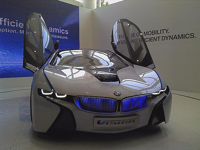 New Bmw Hybrid Concept