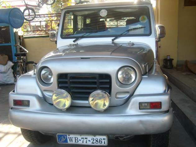 Used Mahindra Armada in India