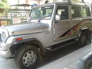 Second Hand Mahindra Armada