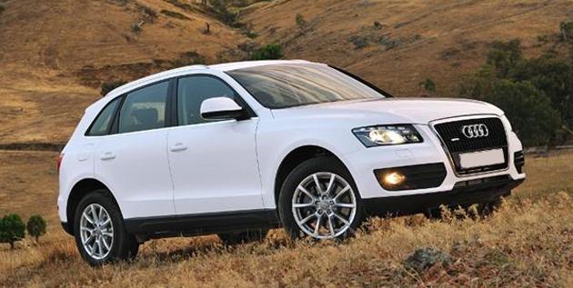 Audi Q5 2.0 TDI in India
