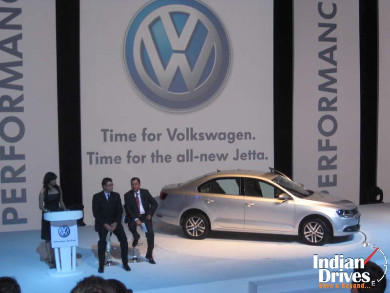 VW Jetta launched in India