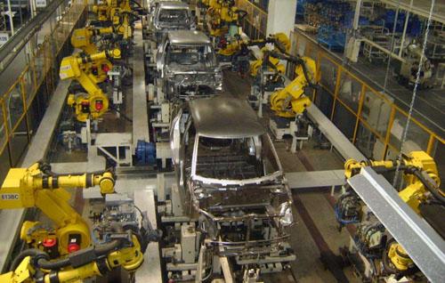 Maruti Suzuki plant in Gujarat