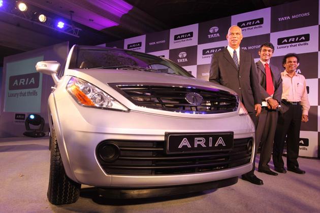 New 4x2 Tata Aria