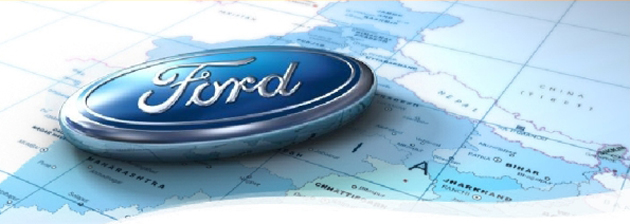 Sales of Ford India up by 45% For the Year