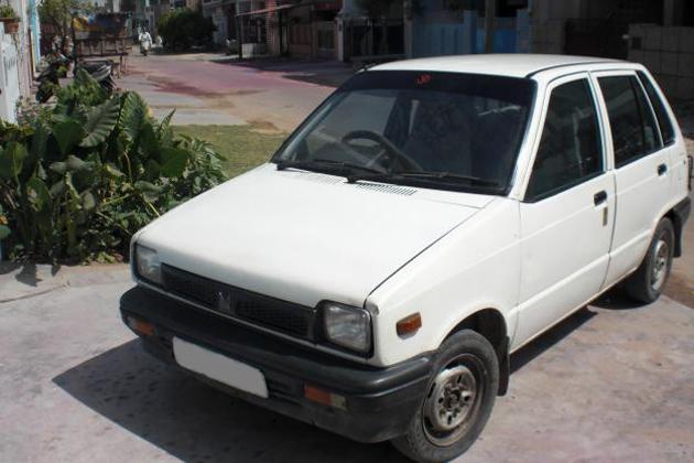 1996 Maruti 800