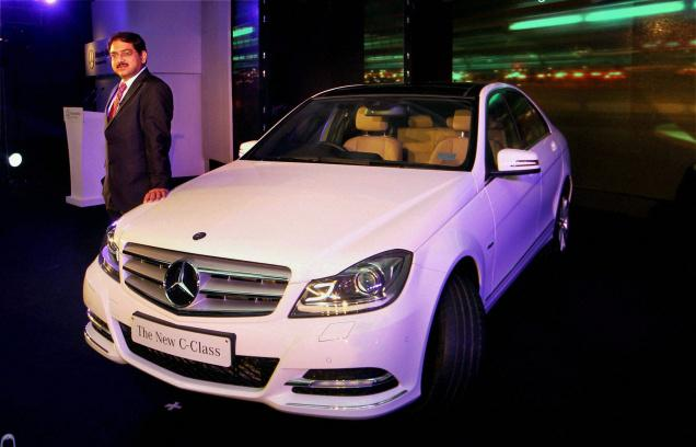 2011 Mercedes C-Class launched in India